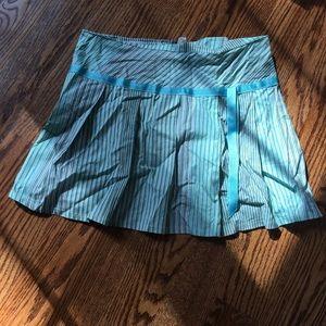 FUNKADELIC Juniors Striped Pleated Skirt 11